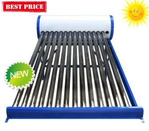 非圧力真空管の太陽給湯装置(JNP-CS15)
