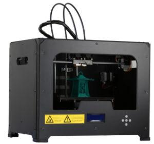 CER-FCC RoHS Metal 3D Printing Machine, Dual Extruders 3D Printer, Metal Printing Machine