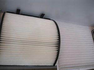 Filtre à air automatique avec papier de haute qualité
