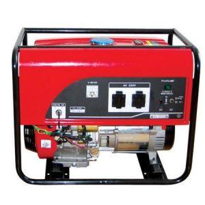 Conjunto do gerador a gasolina para a Honda (AG6500H)