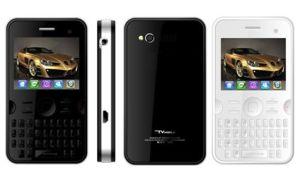 Telefono mobile doppio E83 della carta TV di SIM