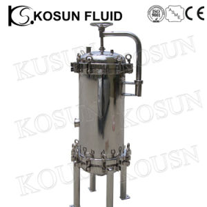 De anticorrosieve Filter van het Overzeese Water van de Voering van de Deklaag PTFE