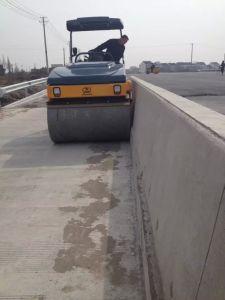 6 тонн Вибрационный дорожный дороги ролик строительная техника (JM206H)
