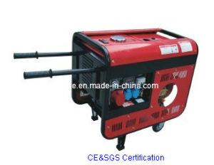 Conjunto de gerador a diesel (4.5Kw/5.5Kw/6.5Kw)