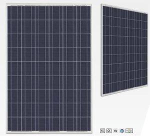 Pl195W 대를 가진 다결정 태양 전지판 (JHM195P-54) astic 상자