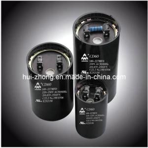 Condensatore di inizio elettrolitico