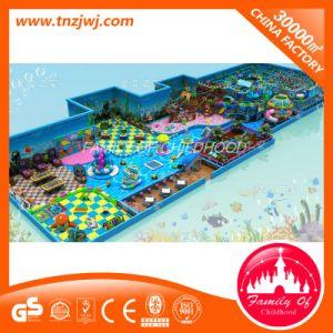 Grande parque infantil interior do labirinto Soft Parque Infantil jogos para o Shopping Mall