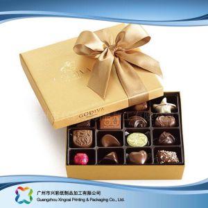 [فلنتين] هبة جلد يعبّئ صندوق لأنّ [جولر/] [كند/] شوكولاطة ([إكسك-فبك-014])