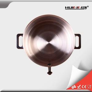 27L自動缶詰になる鍋、込み合いを作るために炊事道具を維持する圧力
