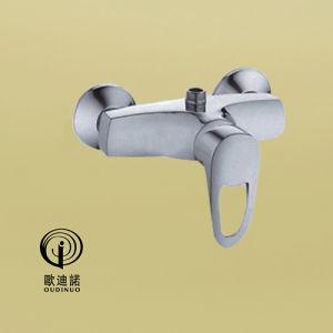 真鍮の物質的な単一のレバーはミキサー67713に浴室沢山与える