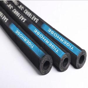 1SN 2sn flexible en caoutchouc hydraulique haute pression pour usage industriel et automobile