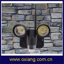 Drahtloses WiFi beleuchtet Kamera für Sicherheit mit LED-Flutlicht