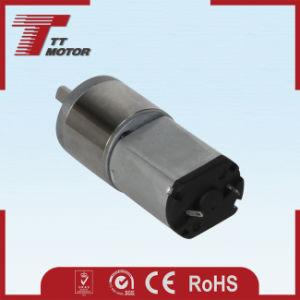 La velocidad eléctrica de 16mm 12V DC motorreductor para masajeador