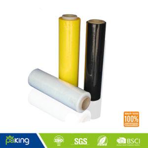 깔판 포장 기계 수동 Virgin 플라스틱 LLDPE를 위한 빨간 뻗기 필름