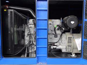 Original UK 350 kVA Groupe électrogène de puissance diesel silencieux avec moteur Perkins