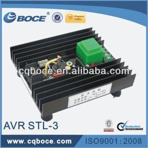 Scheda automatica dello stabilizzatore di tensione del generatore a spazzole Stl-3