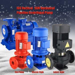 ISGシリーズ縦のパイプラインの遠心水ポンプ