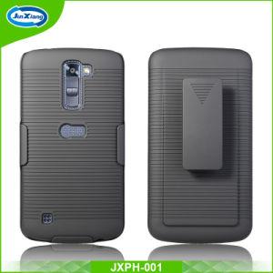 LG K10のためのカードスロットが付いている格好良いカスタム電話箱カバー