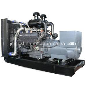 precio de fábrica de alta calidad del generador de 500kw 625kVA con motor Shangchai