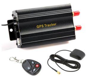 Tk103b Verfolger mit SMS, das Netz-Datenübertragung GPS103b der UnterstützungsSMS/GPRS/Internet für Fahrzeug-Auto aufspürt
