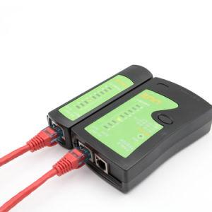 UTP CAT5e 7*0,2 mm de cable de PVC rojo cobre pase Fluck