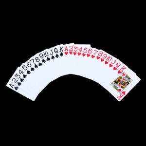 Club de Poker personalizado 100% Nuevo Plástico de PVC/Poker Naipes