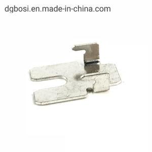 Precisão de alumínio de estamparia de metal Clip com a ISO