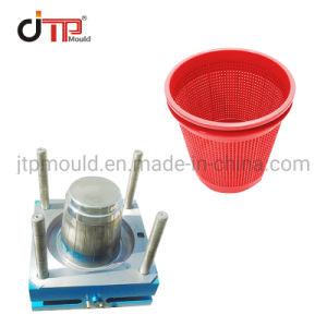 China de inyección de plástico de alta calidad Vaciar cesta molde de papel