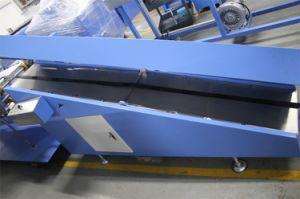 기계를 인쇄하는 스크린이 단 하나 색깔 의복에 의하여 레테르를 붙인다