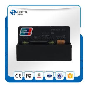 싼 지원 ISO 7816 IC 카드와 자석 줄무늬 카드 판독기 Hcc100
