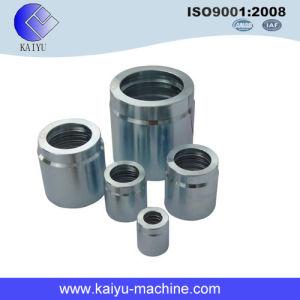 Puntale del tubo flessibile di Teflon della fabbrica dell'OEM dello Zhejiang Cina (00TF0)