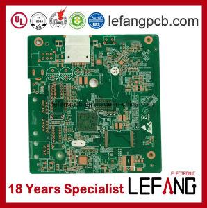 Placa de Circuito de peças de televisão profissionais a partir de Shenzhen PCB