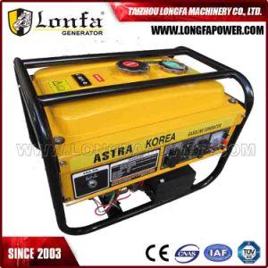2kw 2.5kw 3kw Essence Kérosène générateur portatif de démarrage