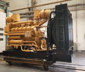 Jichai 상표 Co1360f/33 1360kw 1500r/Min 디젤 엔진은 Bh12V190zl를 분해한다