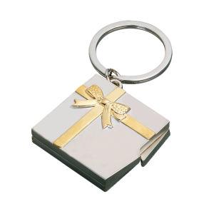 Cadeia de Chaves de cenoura de metal personalizado para a promoção dons