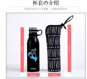 L'eau chaude isolée de néoprène sac de sport Refroidisseur de bouteille de porte-bouteille