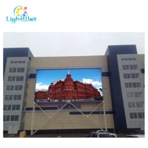 Commerce de gros Factory Direct pleine couleur HD P4 P5 P6 P8 P10 Outdoor Display LED SMD LED Video écran mural
