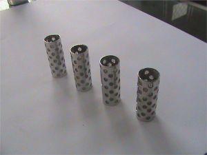 Edelstahl Tupe Filter-Maschendraht-Rohr