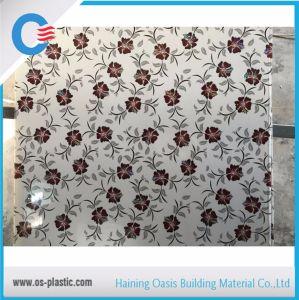 Bon prix 60cm Les dalles de plafond FACTORY directement la vente de panneaux de plafond en PVC