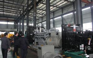 証明されるCummins Engineの発電機(25kVA-1500kVA主な力) ISOのセリウムSGSが装備されている電力設備の電気の発電機の発電機