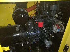 Motor 4 tiempos 600kVA insonorizado generador