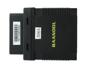 Dispositivo de seguimiento GPS vehículo Tracker GPS Obdii, vehículo Tracker mn-306A