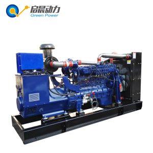 generatori dei generatori CNG LNG del gas naturale di 50kw 100kw
