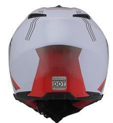 ABS coloridos Motociclo Facial capacete capacete de bicicleta de estrada