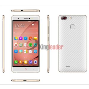 5.5Inch Hdips Mtk 4G6737t de huellas dactilares de cuatro núcleos Android6.0 Smartphone (UN22-4G)