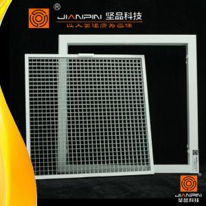 Traliewerk van Eggcrate van de Kern van het Aluminium van Whosale het Losse met Filter