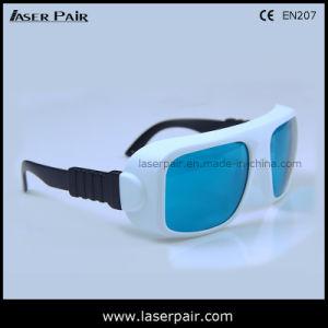 Haute qualité de lunettes de sécurité & protection des yeux Lunettes de protection pour Ruby (RHP 600-700nm) avec le châssis 36