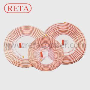 Tubo de cobre de refrigeración para HVAC