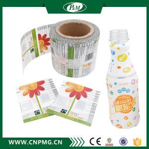 Reducir el manguito de PVC de etiqueta para reducir el manguito de la máquina de etiquetado