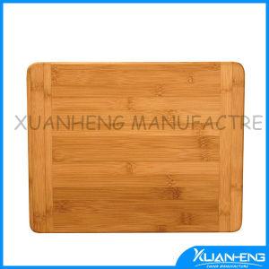 Tarjeta de corte de bambú aprobada del FDA LFGB